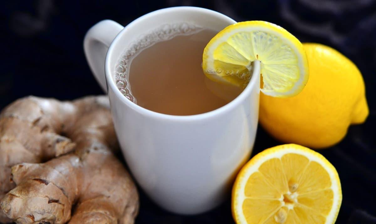 Limon, zencefil detoksu