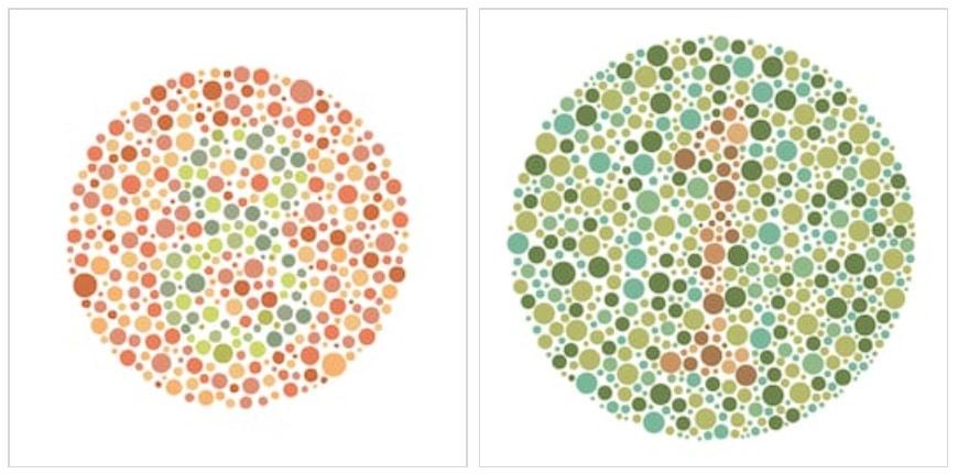 Renk körlüğü testleri
